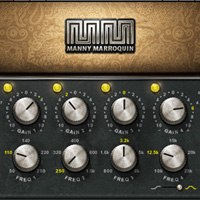 Manny Marroquin EQ - The best of each of Manny's favorite EQs put together in one sleek plugin