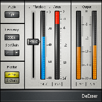 DeEsser - Reducing excess sibilance and keeping your tracks crisp from start to finish