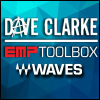 Dave Clarke EMP Toolbox - Dave Clarke has been amongst the top tier of global techno DJs and producers