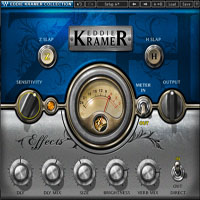 Eddie Kramer Effects Channel - From the H-Slap to the Z-Slap and everything in between to meet your delay needs
