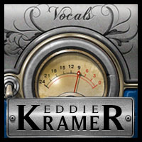 Eddie Kramer Vocal Channel - Combine the vocals with the other elements of your track, seamlessly.