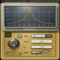 InPhase LT - A one-stop tool that will help you enhance, manipulate & accentuate your tracks