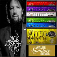 Jack Joseph Puig Signature Series - A kaleidoscope of plug-ins that have spanned commercial record making