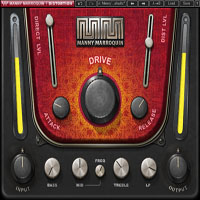 Manny Marroquin Distortion - Adds attitude and edge to guitars, vocals, Rhodes & more