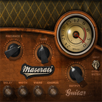 Maserati GTi - All-in-one multi-effect plugin for guitars