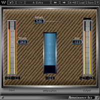 Renaissance Axx - Easy-to-use compressor plugin with streamlined 3 parameter control