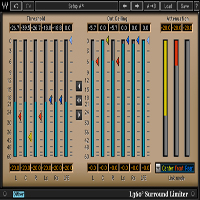 L360 Surround Limiter - Surround peak limiter / level maximizer plugin