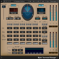 M360 Surround Manager & Mixdown - 10 mixdown formats