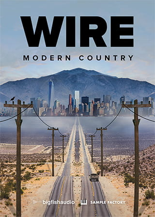 Wire: Modern Country - 15 massive construction kits with modern country energy