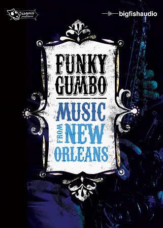 Funky Gumbo: Music from New Orleans product image