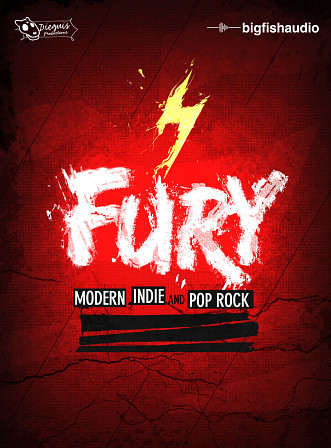 Fury: Modern Indie and Pop Rock product image