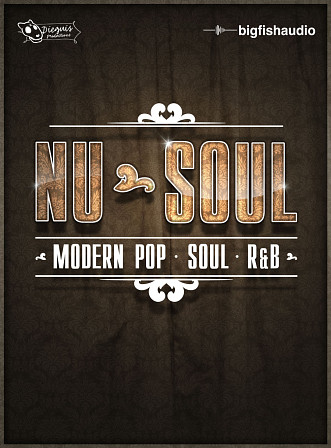 Nu-Soul - 20 GB of Modern Pop, Soul and R&B