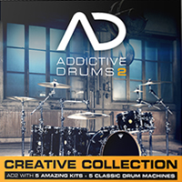 Addictive Drums 2: Creative Collection product image