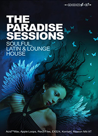 Paradise Sessions, The product image