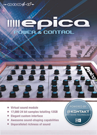 EPICA - Versatile basses, pads, FX and much more