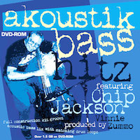 Akoustik Bass Hitz - About 500 bass lix and  kits with some authentic New York attitude
