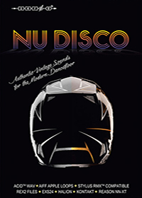 Nu Disco - Over 1200 24bit samples and 2.5GB of authentic 70s and 80s dance floor nostalgia