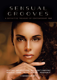 Sensual Grooves - The definitive collection of smooth Soul and R&B