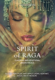 Spirit of Raga - The finest female vocal samples in classical Indian music styles