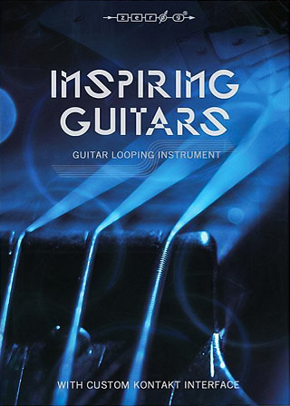 Inspiring Guitars - A powerful and highly editable guitar looping Kontakt instrument