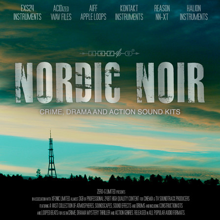 37c428df48b Big Fish Audio - Nordic Noir - Bleak and beautiful cinematic elements