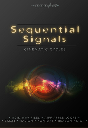 Sequential Signals - Cinematic Cycles - A collection of cinematic sequences aimed at TV and motion picture scoring