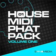 House MIDI Phat Pack Vol. 1 product image