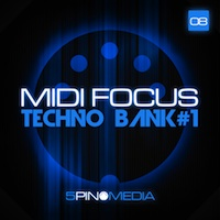 MIDI Focus - Techno Bank #1 product image