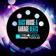 MIDI Focus - Bass House & Garage Beats product image