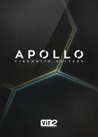 Apollo: Cinematic Guitars Guitar/Bass Instrument