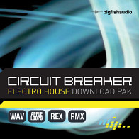 Circuit Breaker - Electro House Download Pak product image