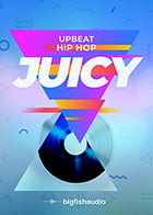 JUICY: Upbeat Hip Hop product image