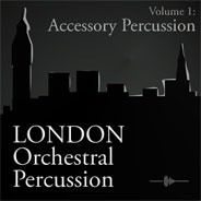 London Orchestral Percussion: Accessory Percussion product image