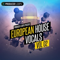 European House Vocals Vol 2 product image