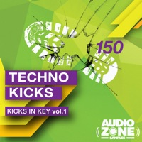 Techno Kicks In Key Vol.1 product image