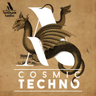 Cosmic Techno product image