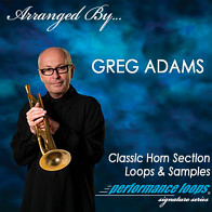 Greg Adams' Classic Horn Section product image
