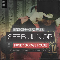 Sebb Junior: Funky Garage House product image