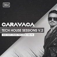 Caravaca Tech House Sessions 2 product image