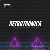 Retrotronica Synthwave Loops