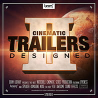 Cinematic Trailers Designed 2 - Stereo & Surround product image