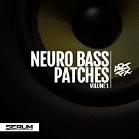 Neuro Bass Patches Vol.1 product image