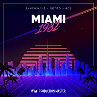 Miami 1982 product image