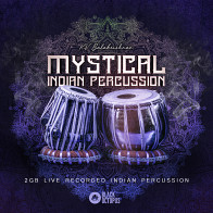Mystical Indian Percussion product image