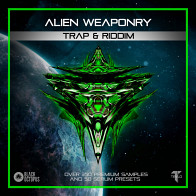Alien Weaponry: Trap & Riddim product image