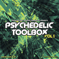 Psychedelic Toolbox Vol 1 By Marula Music product image