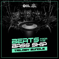 Beats From the Bass Ship Trilogy product image
