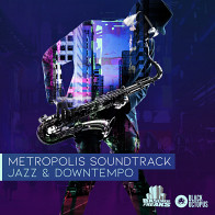 Basement Freaks Metropolis Soundtrack product image