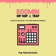 Boomin Hip-Hop & Trap product image
