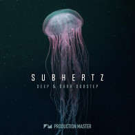 Subhertz - Deep & Dark Dubstep product image